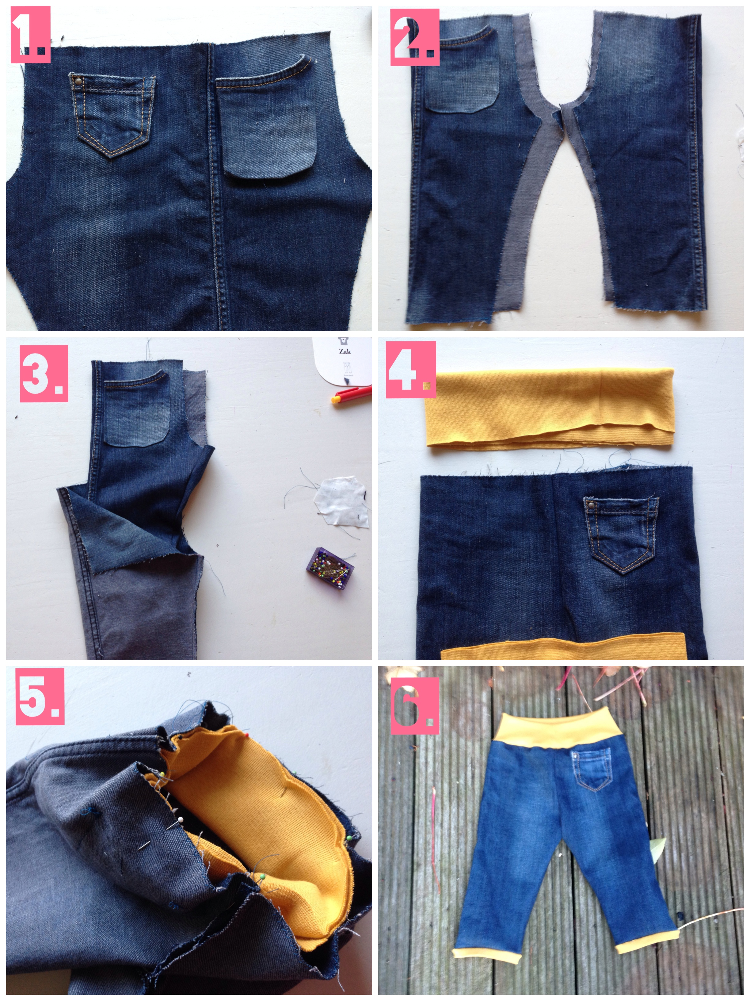 Jeans for kids learn