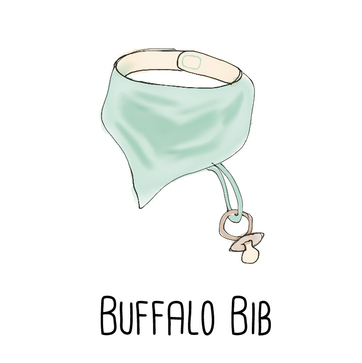 Buffalo Bill bib