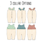 3 collar options