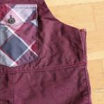 sewing pattern minimi project 1