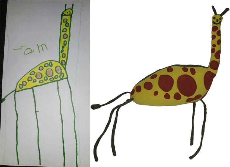 Giraf_tekenjeknuffel